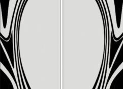Пескоструйный рисунок для дверей-купе - 1139